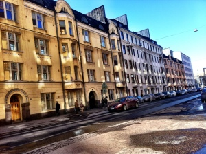 Buildings in Helsinki